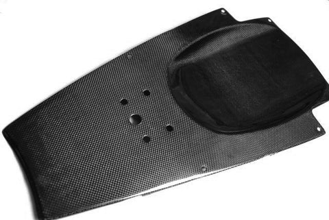 Yamaha Carbon Fiber R1 Undertray 2002 2003  - MDI CarbonFiber - 1