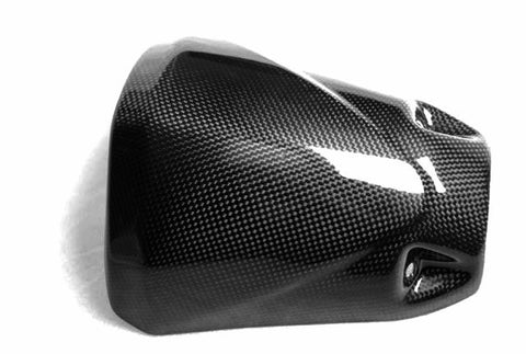 Yamaha Carbon Fiber R1 Upper Heat Shield 2009 2013  - MDI CarbonFiber - 1