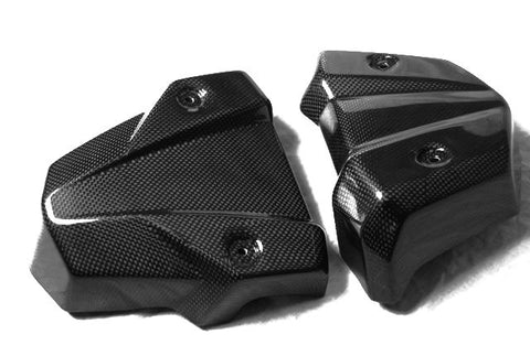 Yamaha Carbon Fiber MT 01 Engine Cover Set 2006 2012  - MDI CarbonFiber - 1
