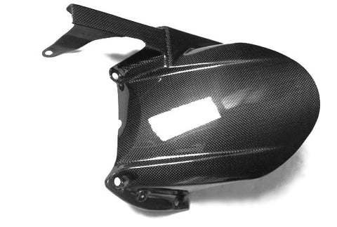 Yamaha Carbon Fiber MT 01 Rear Fender 2006 2012  - MDI CarbonFiber - 1