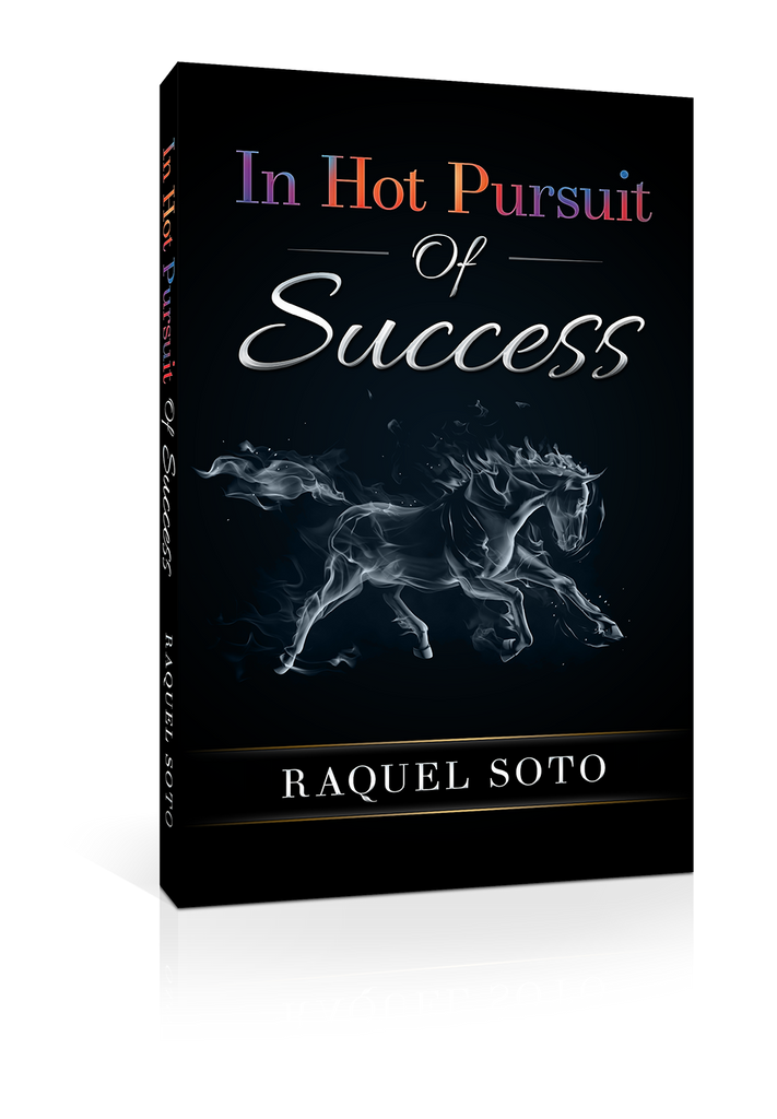 In Hot Pursuit Of Success: Strategies to move your boundaries to the next level & sustain it without stress