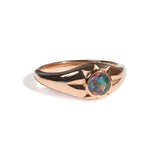Helios Ring | Rose Gold