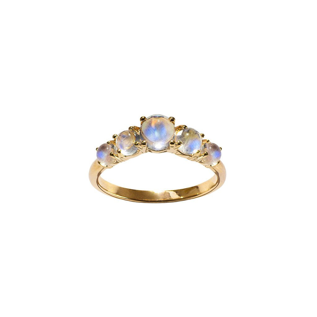 Graduating Ring | Gold