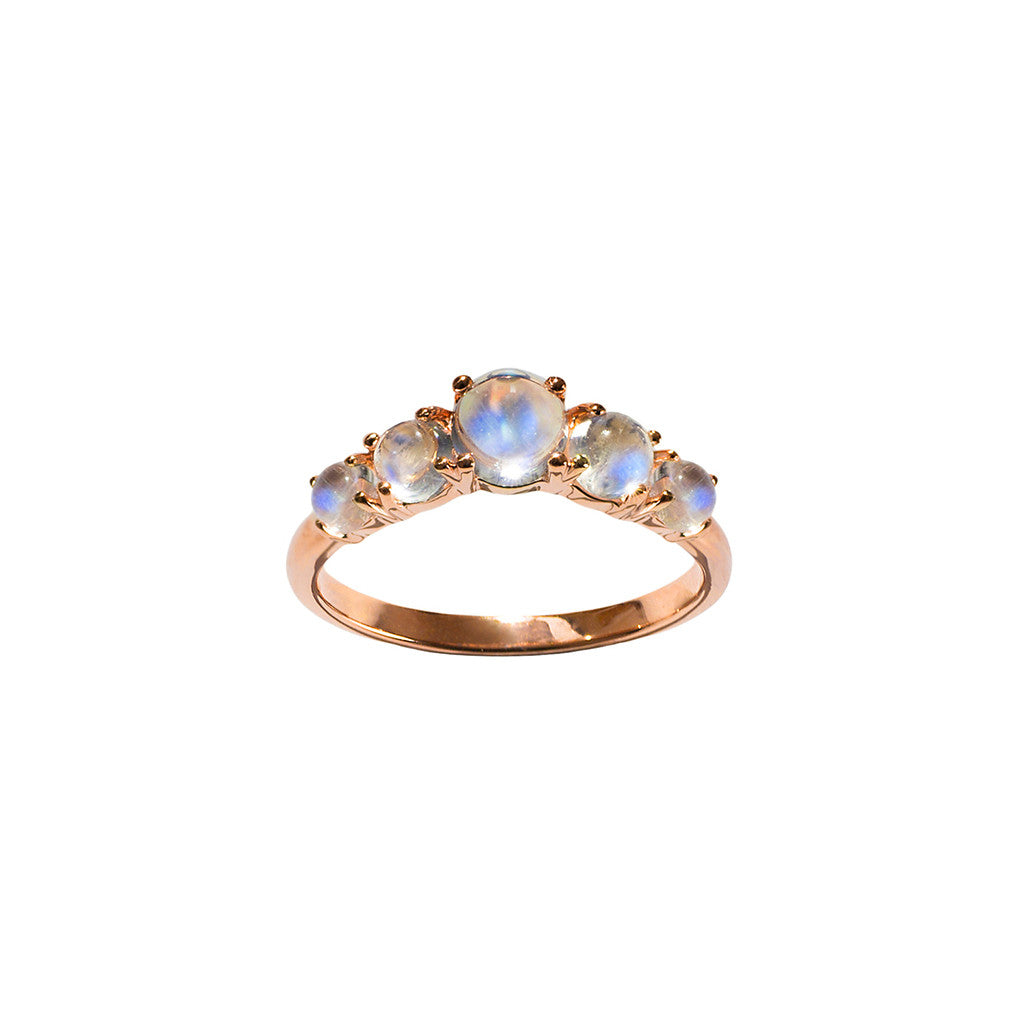 Graduating Ring | Rose Gold