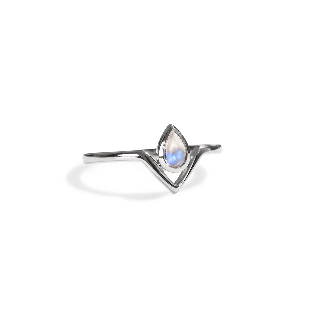 Asteria Ring | Silver