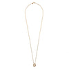 Estelle Necklace | Rose Quartz