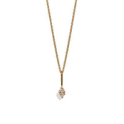 The Diamond Charmer Necklace