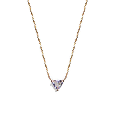 Cor Luna Necklace - Iolite