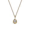 L'occhio Del Cosmo | Eye Of The Cosmos Necklace | Opal & Gold