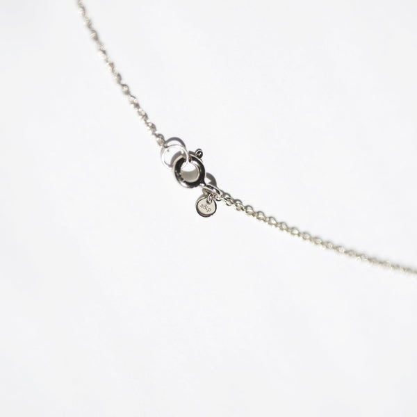 L'occhio Del Cosmo | Eye Of The Cosmos Necklace | Opal & Silver