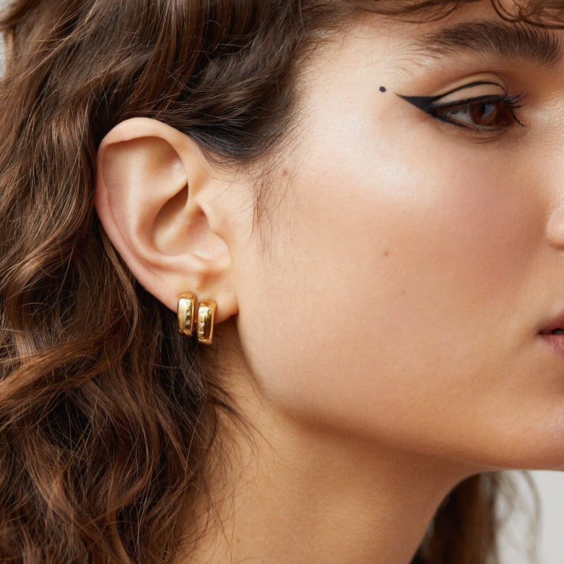 Nelle Stelle | In The Stars Earring | Gold