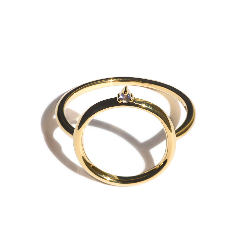 Storia Della Vita | Story Of Life Ring | Gold