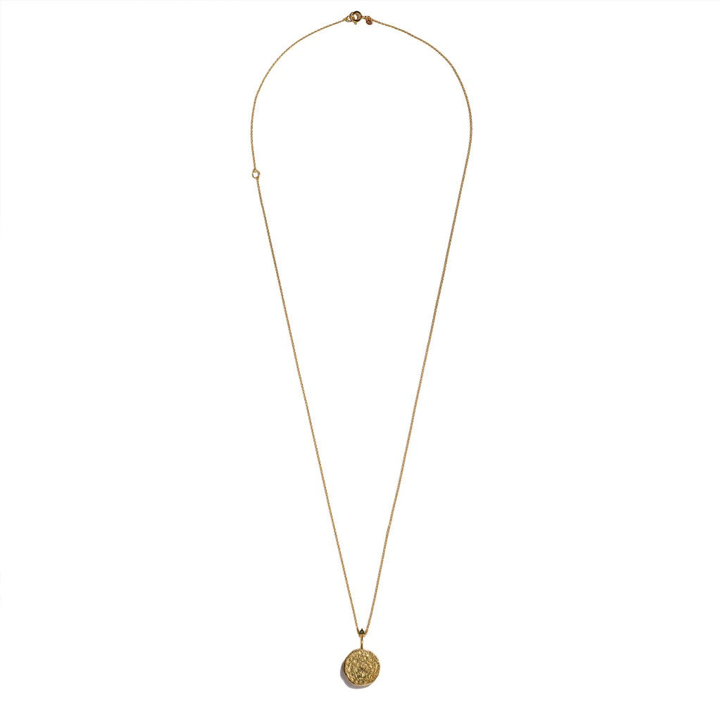 LIBRA | The Gold Zodiac Necklace