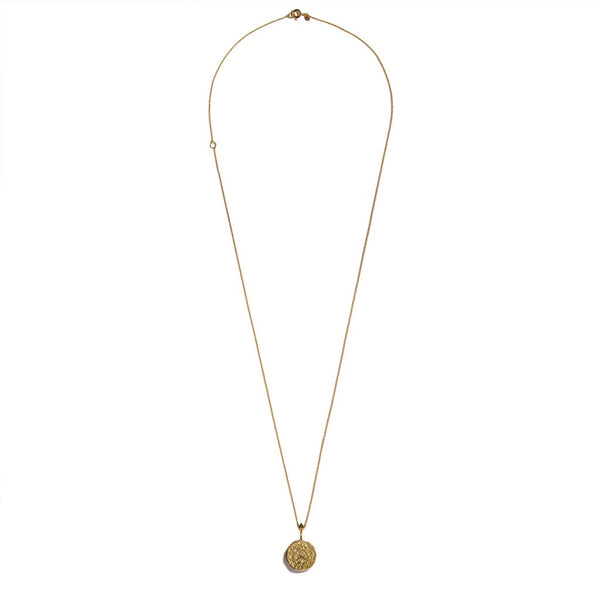 VIRGO | The Gold Zodiac Necklace