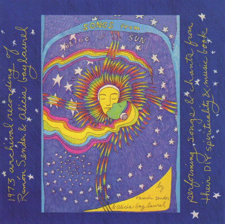 Songs From Being of the Sun CD
