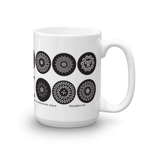 Torch Faces Coffee Mug