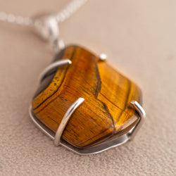 Tiger Paw Necklace