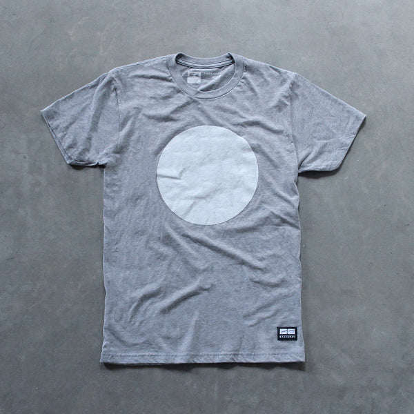 ZERO SOLID GRAY SHIRT