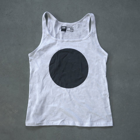 WOMEN'S ZERO SOLID TANK - WHITE