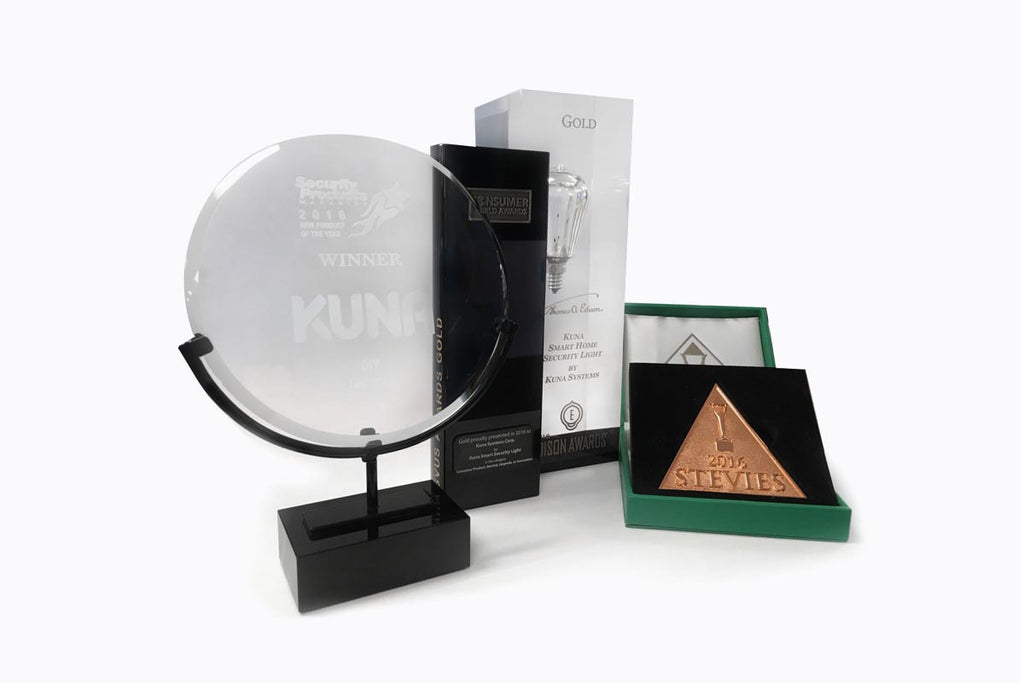 Kuna Most Awarded Home Security of 2016