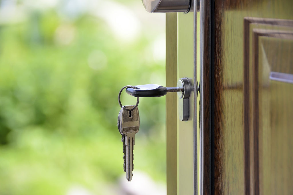 Common Ways Burglars Break-in - Front Door