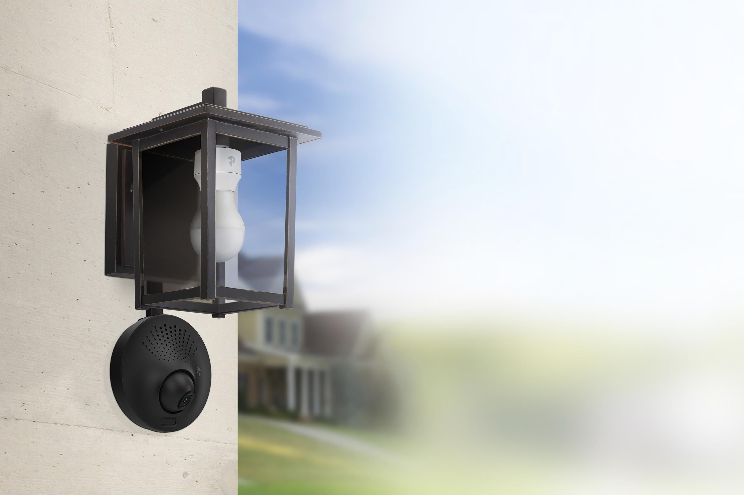 Toucan security camera for existing outdoor lights usb kuna toucan surveillance kit free features arubaitofo Images