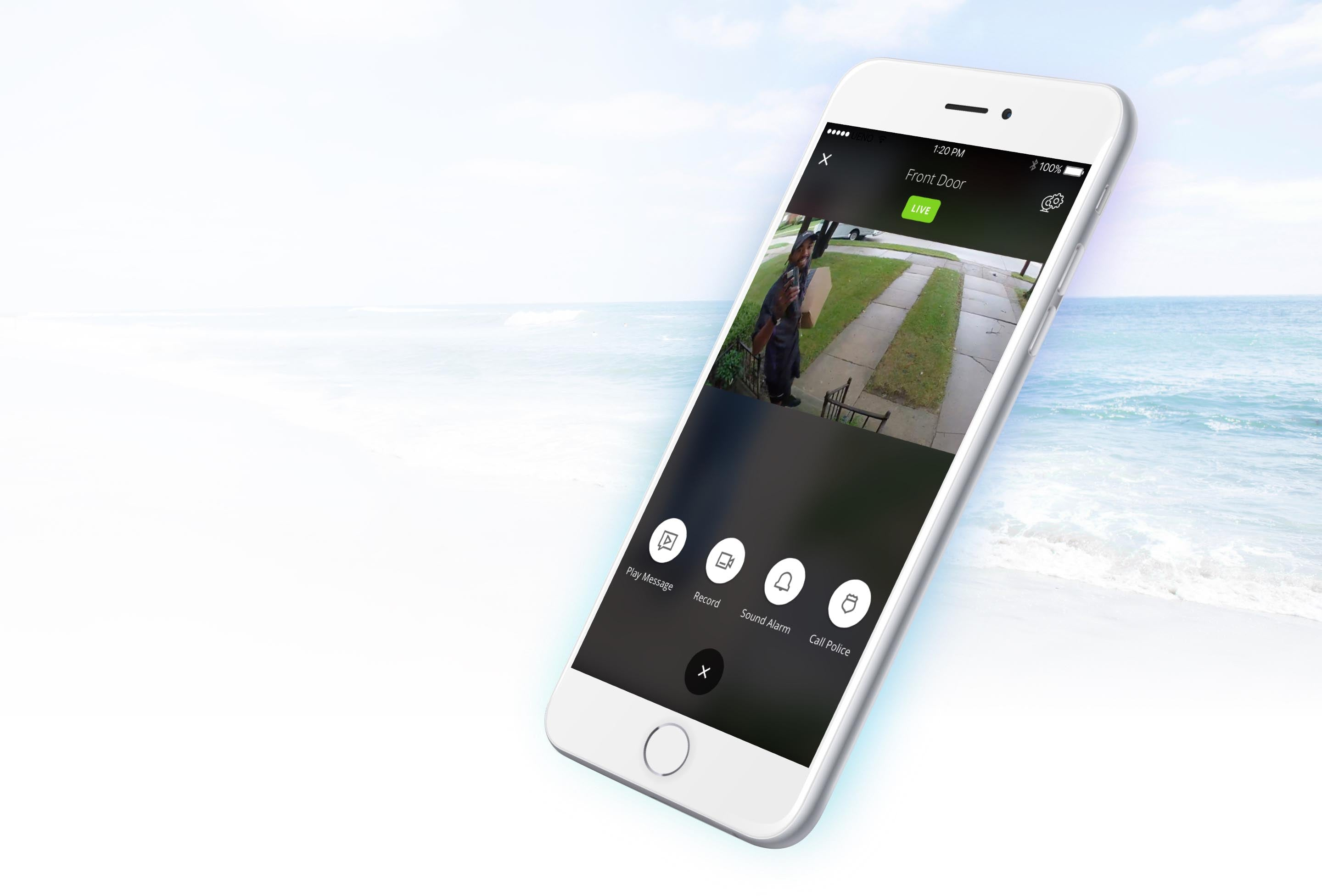 Kuna® Smart Home Security - Residential Security | Video Surveillance
