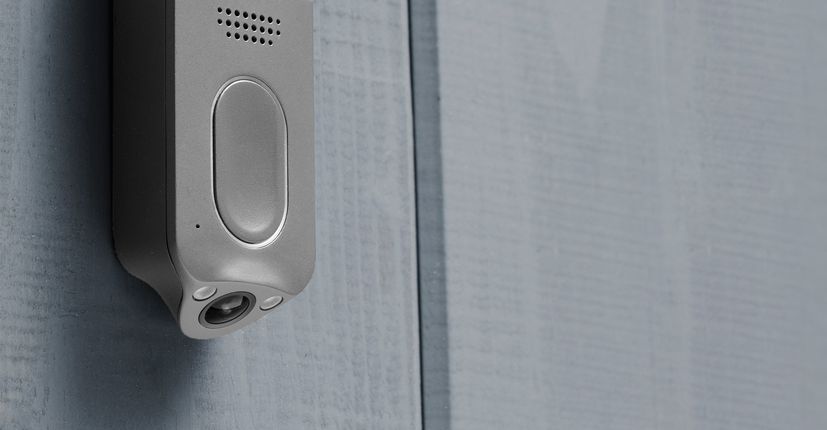 Maximus Answer DualCam Video Doorbell Bottom Camera Eliminates Blindspots