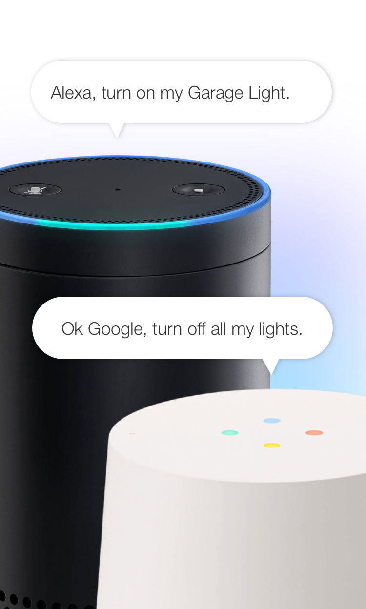 Kuna App with Alexa and Google Assistant Integration