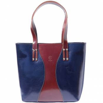 Elegant Double Handled Bag - Emma