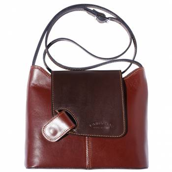 Shoulder bag with Flap - Carlotta
