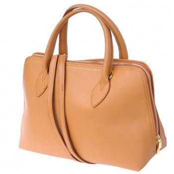Ladies Leather Business Bag - Claudia