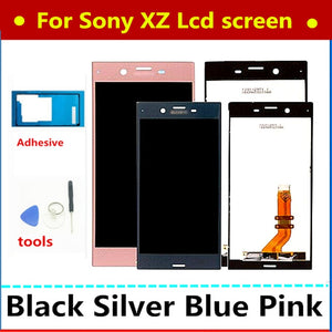 5.2 original LCD For SONY Xperia XZ Display F8331 F8332 Touch Screen Digitizer Replacement Parts For SONY Xperia XZ LCD Display