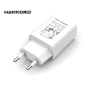 Hannord EU 5V1A 5V2A Mobile Phone Charger CE European Travel Charger High Quality USB Charger Adapter Fast Wall Charger