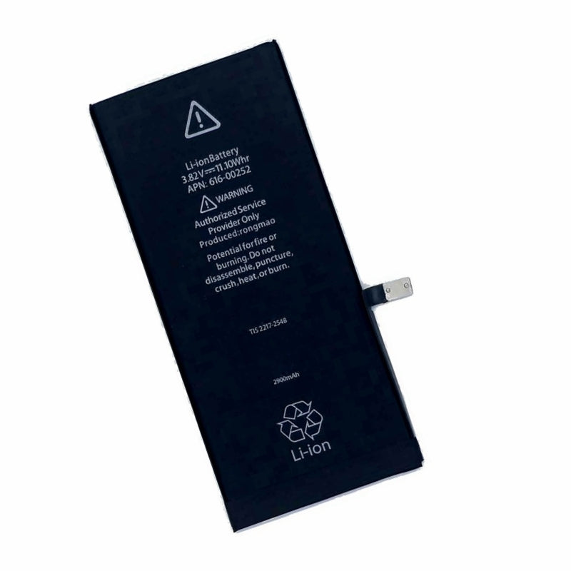 0 Cycle Real Capacity 2900mAh batteries For Iphone 7 plus 7plus Battery bateria For Apple IPhone 7 plus Battery For IPhone