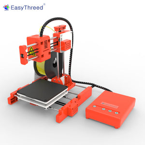 Easythreed X13D Printer Mini Entry Level 3D Printing Toy for Kids Children Personal Education Gift Easy to Use One Key Printing