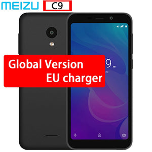 "Original Meizu C9 M9C smartphone Global Version Quad Core 2GB 16GB 5.45"" Full screen 13.0MP Camera 3000mAh Cell Phone"