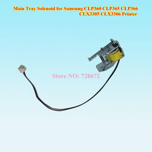 JC33-00025B New Main Tray Solenoid for Samsung CLP360 CLP365 CLP366 CLX3305 CLX3306 ML 2525 2545 SCX 4600 4623 5635 5835 5935