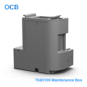 C13T04D100 T04D100 EcoTank Ink Maintenance Box Waste Ink Tank For Epson L6160 L6161 L6168 L6170 L6171 L6178 L6190 L6191 L6198