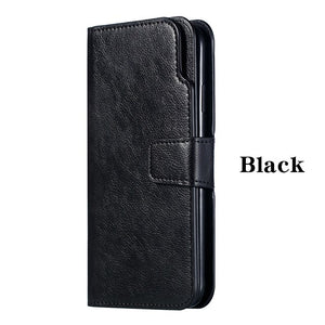 Leather Wallet Mate30 Pro Card Stand Cover Case For Huawei Mate 30 20 P20 P30 Lite Pro Y6 Y7 Y9 P Smart 2019 Honor 8A Coque Etui