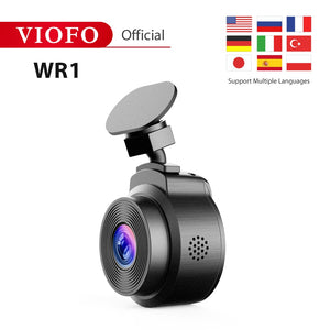 VIOFO WR1 WiFi Car Dash Camera DVR Recorder Full HD 1080P Novatek Chip 160 Degree Angle With Cycled Recording Dash Camera DVR
