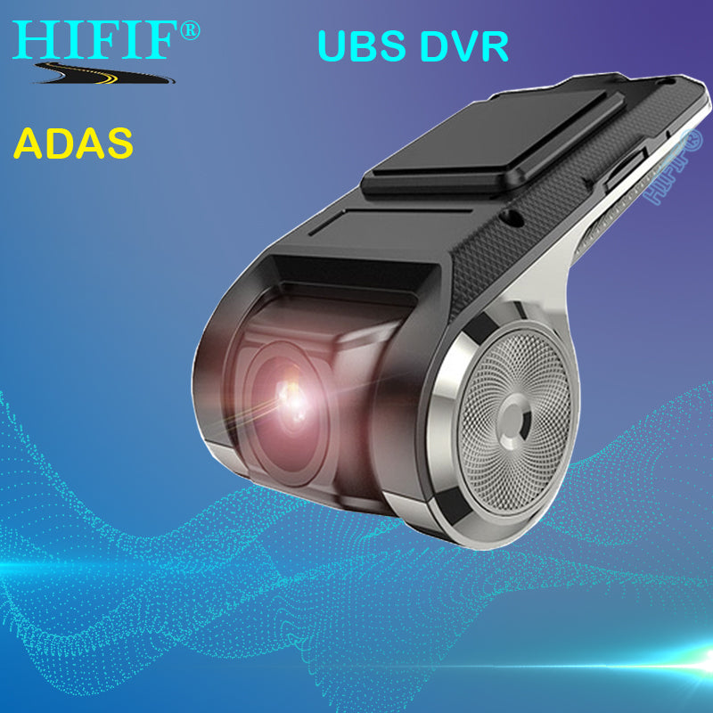 FHD 1080P 150Dash Cam Car DVR Camera Recorder ADAS G-sensor Video Auto Recorder Dash Camera