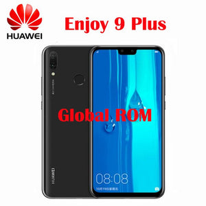 Global ROM Official New Huawei Y9 2019 Enjoy 9 Plus Smart Phone Octa Core Kirin 710 6.5 Inch 2340x1080P OTA Update 4000 mAh