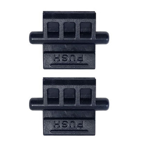 2/5/10 PCS Push Button Baofeng Battery Lock Hold For Baofeng UV-5R UV 5R UV-5RA UV-5RE BF-F8HP Walkie Talkie Accessories