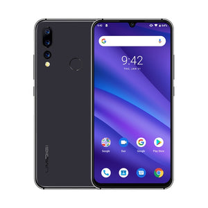 Global Version UMIDIGI A5 PRO 16MP Triple Camera Dual 4G Mobile Phone 4GB 32GB 6.3' FHD Android 9.0 Octa Core 4150mAh Smartphone