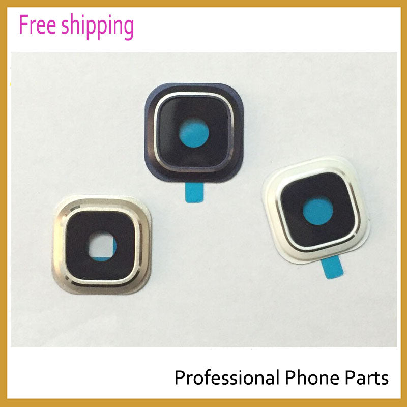 Original Note 5 Camera Glass Lens Cover Circle+Adhesive For Samsung Galaxy Note 5 Note5 N920 N920F  Back Camera Glass Lens