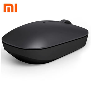 100% Original Xiaomi MI Portable Mouse Remote Wireless Optical RF 2.4GHz 1200DPI Dual Mode Connect Computer Windows 7 / 8 / 10