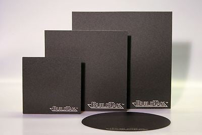 BuildTak 3D printer Build platform replaces Kapton, glues and slurries.