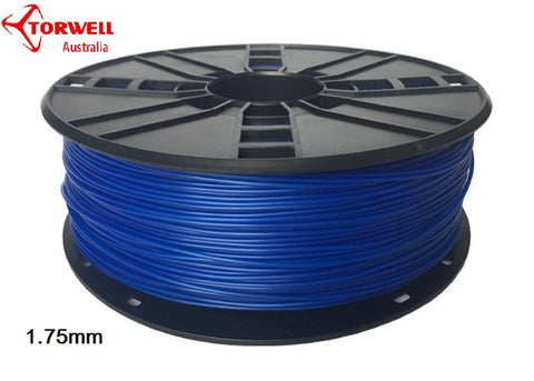 Flex 3D printer filament Blue 1.75mm Or 3.0mm