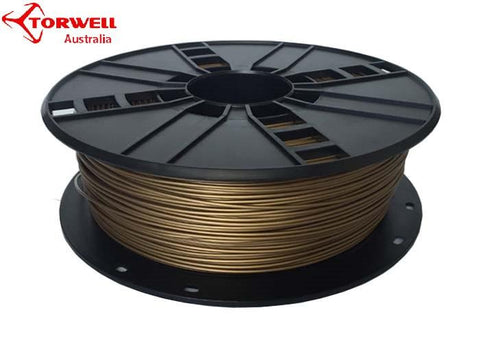 Gold Look Metal 3D printer filament 1.75mm Or 3.0mm